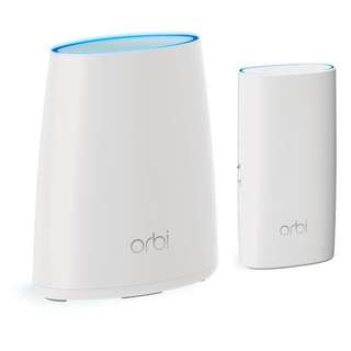(Ready) NETGEAR Orbi Whole Home Mesh WiFi System – Up to 3500 sqft, 2pk (RBK30)