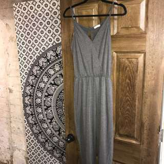 Grey Playsuit/Jumpsuit