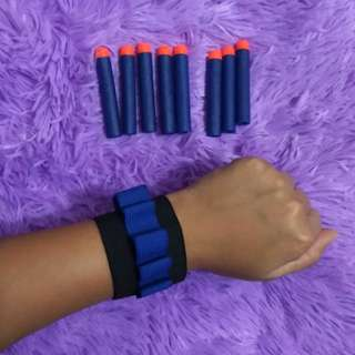 Tactical Ammo EVA Bullet with Wrist band