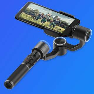 Dobot Rigiet 3Axis Smartphone Gimbal with GoPro Mount