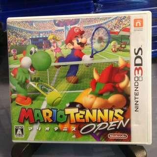 3DS 日版 Mario Tennis Open 馬里奧網球公開賽