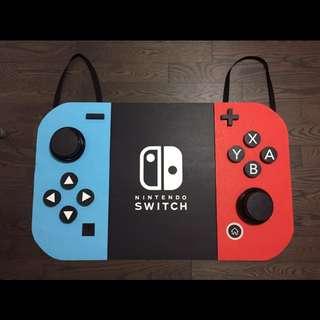 DIY Nintendo Switch Couple Costume