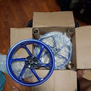 125z gp blue edition #orimotor