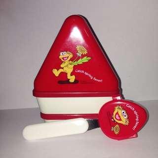 Sesame Street x Mister Donut 10-pc. Lunch Box