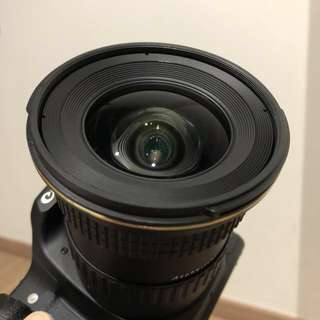 Tokina 11-16 F2.8 (IF) DX II (Canon)