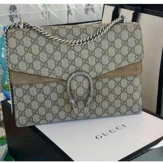 Gucci Dionysus GG shoulder bag 403348