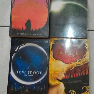Novel seri twilight full