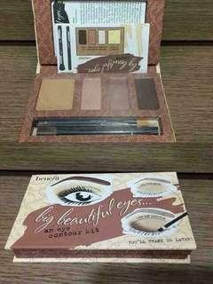 New benefit eyes counter kit