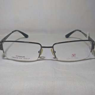 Valentino Rudy Titanium Frame Spectacles *Balance Stock Sales* **While Stock Last**