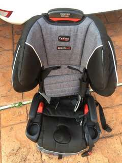 Britax Frontier ClickTight Harnessed Booster Car Seat