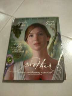 Mother! (Jennifer Lawrence) Bluray/DVD/Digital