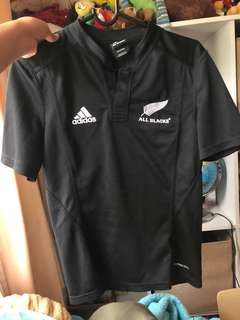 All blacks shirt