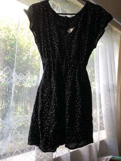 Starry dress size 8