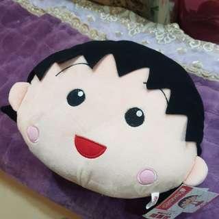 櫻桃小丸子 抱枕