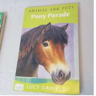 Pony Parade by Lucy Daniels