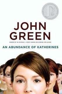 An Abundance of Katherines by John Green eBook