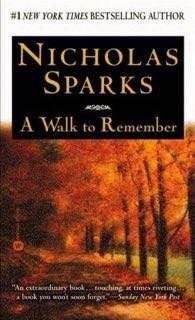 A Walk to Remember by Nicholas Sparks eBook