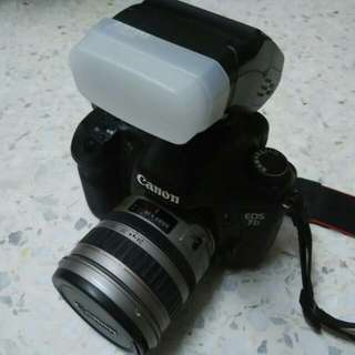 WTS Canon EOS 7D full set