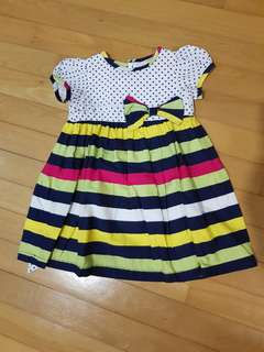 Laura Ashley Baby Girl Dress size 9m