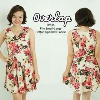 Overlap Dress 💋