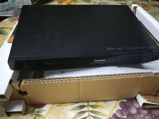 Phillips dvd player DVP3670