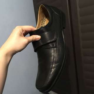 Genuine Leather Gibi Shoes