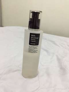COSRX BHA Blackhead Power Liquid (60% left)