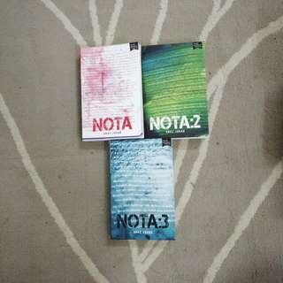 Nota by Shaz Johar
