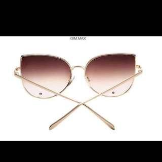 韓國帶回 漸層時尚太陽眼鏡