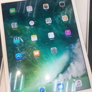 ipad pro 12.9 inch LTE 4G wifi +cellular 4gb ram 128gb rom updated ios 11.2.6 (gold)