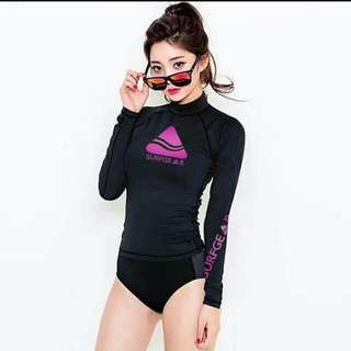 Surf gear rush guard  Size small Good quality