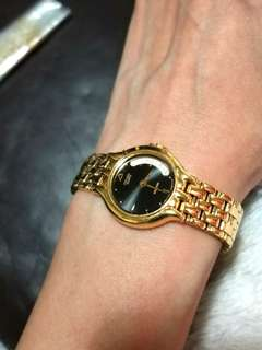 Citizen gold 星晨女裝 woman watch