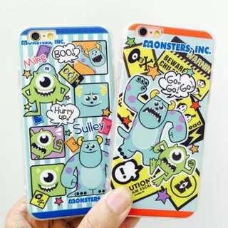 🎉購買兩個以上特價🎉 Iphone case - Monster Inc 怪獸公司 Q版 電話殼