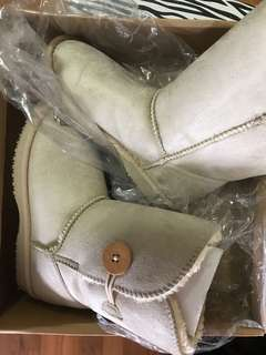 Winter Time Ugg Boots