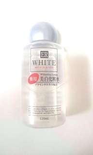 ER White Medicated Whitening Lotion 120ml