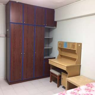 Blk 257 Tampines common room available without owner stay