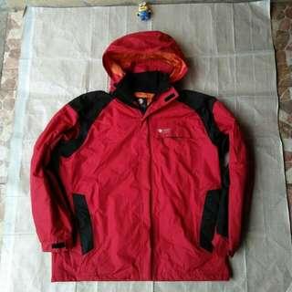 Jaket gunung outdoor lipner bukan The North Face goretex