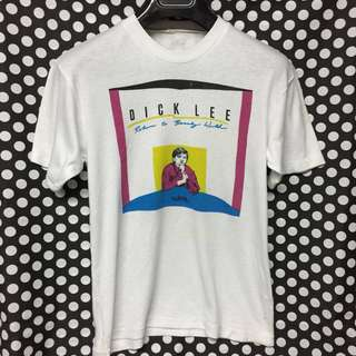 VINTAGE DICK LEE 'RETURN TO BEAUTY WORLD' TEE
