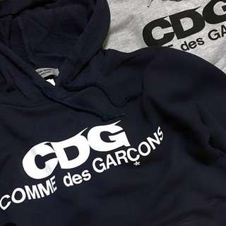 Comme des Gaecons hoodies cdg