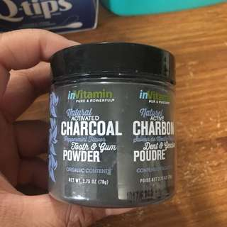 Tooth & Gum Activated Charcoal Powder