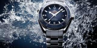 Omega Seamaster Planet Ocean 45.5mm Titanium