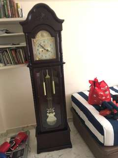 Grandfather clock 180cm height