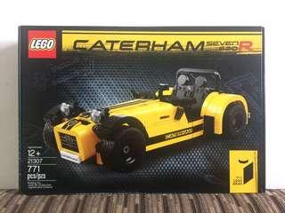 LEGO 21307 Caterham