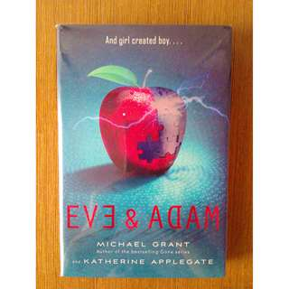 Eve and Adam (Preloved, Hardbound)