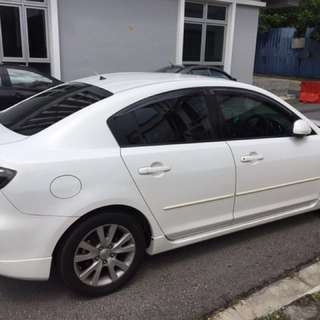 Mazda 3 Sedan 1.6 Auto SP Luxury