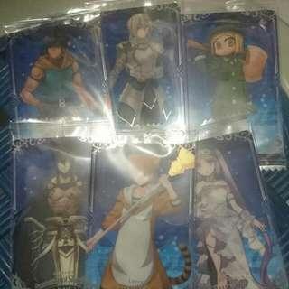 FGO Fate Grand Order 餅卡 Part 2 散 各$15