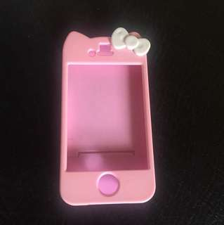 Hello Kitty iPhone case for Iphone4