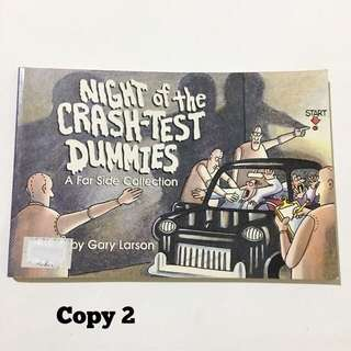 GARY LARSON - Night of The Crash-Test Dummies (A Far Side Collection)