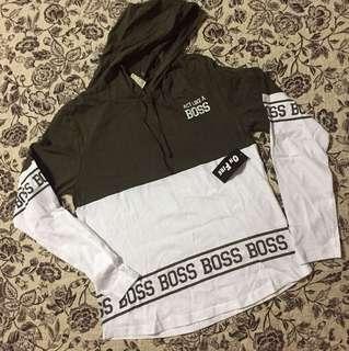 Act Like A Boss sweatshirt