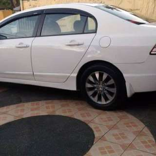 2010 Honda Civic 1.8v